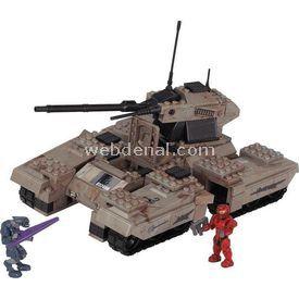 Mega Bloks Halo Wars Scorpion Tank Lego Oyuncakları
