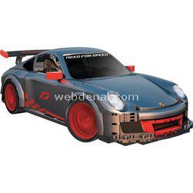 Mega Bloks Need For Speed Porsche 911 Gt3 Rs Oyun Seti Lego Oyuncakları