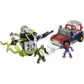 Mega Bloks The Amazing Spider-man Oyun Seti Lego Oyuncakları