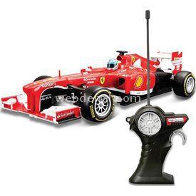 Maisto Ferrari F138 Formula Uzaktan Kumandalı Araba 1:24 Tech Arabalar