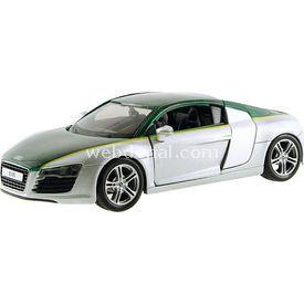 Maisto Audi R8 1:24 Need For Speed Undercover Gri Arabalar