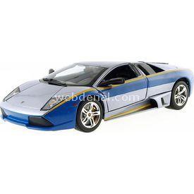 Maisto Lamborghini Murcielago Lp640 1:24 Model Araba Gri Arabalar