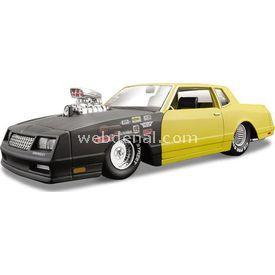 Maisto Pro Rodz 1986 Chevrolet 1:24 Model Araba P/r Sarı Arabalar