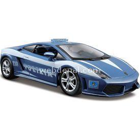 Maisto Lamborghini Gallardo Lp560-4 1:24 Model Araba S/e Mavi Arabalar