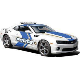 Maisto Chevrolet Camaro Rs 2010 Police 1:24 Model Araba S/e Beyaz Arabalar