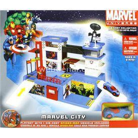 Maisto Marvel Universe City Erkek Çocuk Oyuncakları