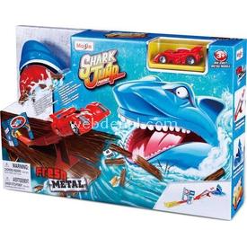 Maisto Fresh Metal Shark Jump Oyun Seti Erkek Çocuk Oyuncakları