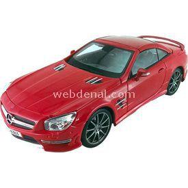 Maisto Mercedes-benz Sl63 Amg Hard Top 1:18 Model Araba Arabalar