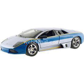 Maisto Lamborghini Murcielago Lp640 1:18 Model Araba Mavi Arabalar