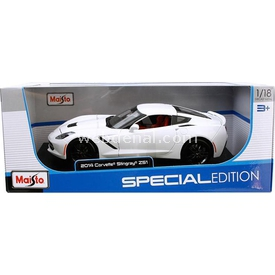 Maisto 2014 Corvette Stingray Z51 S/e 1:18 Model Araba Arabalar