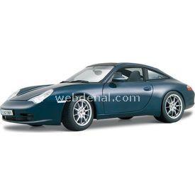 Maisto Porsche 911 Targa 1:18 Model Araba S/e Mavi Arabalar