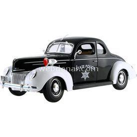 Maisto 1939 Ford Deluxe 1:18 Model Araba Special Edition Arabalar