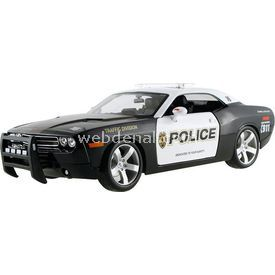 Maisto 2006 Dodge Challenger Concept 1:18 Model Araba S/e Arabalar