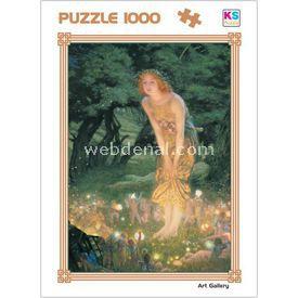 KS 1000 Parça  Midsummer Eve Puzzle