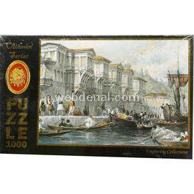 KS 1000 Parça  Sait Halimpaşa Yalısı Istanbul Puzzle