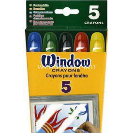 Crayola Cam Mum Boyası Yardımcı Malzeme