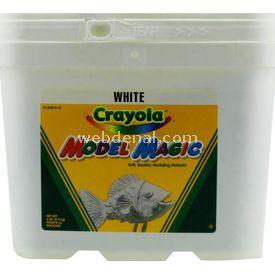 Crayola Sihirli Model - Beyaz - Okul Paketi Eğitici Oyuncaklar