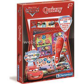 Clementoni Quizzy Bilgi Yarışması Cars Eğitici Oyuncaklar