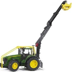 Bruder John Deere7930 Tomruk Taşıyan Traktör Iş Makinası Erkek Çocuk Oyuncakları