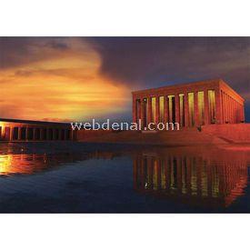 Anatolian 1000 Parça Neon  Anıtkabir Puzzle