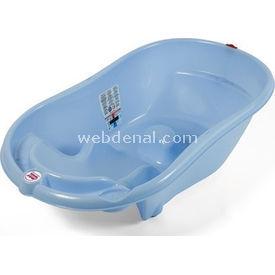 Ok Baby Onda Style Bebek Banyo Küveti Mavi Bebek Küveti