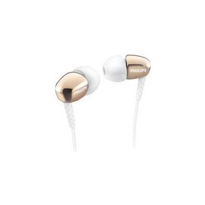 Philips She3900gd/00 Kulakiçi Kulaklık Gold Kulak İçi Kulaklık