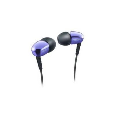 Philips She3900pp/00 Kulakiçi Kulaklık Mor Kulak İçi Kulaklık