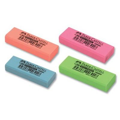 Faber Castell 189660 Pvc-free Renkli Büyük Silgi Silgiler