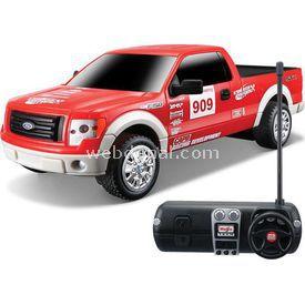 Maisto Tech 1:24 Ford F-150 Stx U/k Araba Kırmızı Arabalar