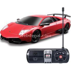 Maisto Tech 1:24 Lamborghini Murcielago Lp 670 U/k Araba Kırmızı Arabalar