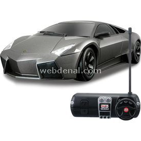 Maisto Tech 1:24 Lamborghini Reventon U/k Araba Gri Arabalar