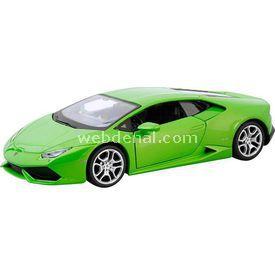 Maisto Lamborghini Huracan Lp 610-4 1:24 Model Araba S/e Yeşil Arabalar