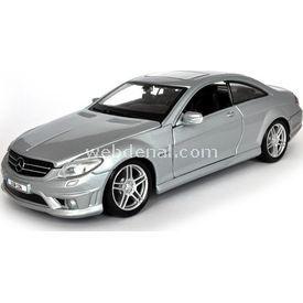 Maisto Mercedes Benz Cl63 Amg 1:24 Model Araba S/e Gri Arabalar