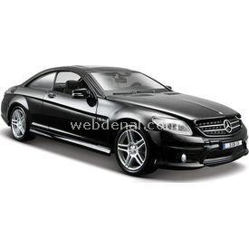 Maisto Mercedes Benz Cl63 Amg 1:24 Model Araba S/e Siyah Arabalar