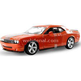 Maisto Dodge Challenger Srt 2008 1:24 Model Araba S/e Turuncu Arabalar