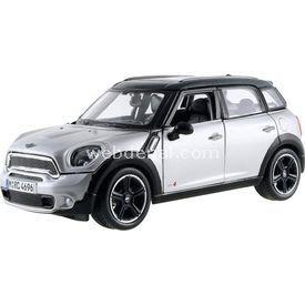 Maisto Mini Countryman 1:24 Model Araba S/e Gri Arabalar