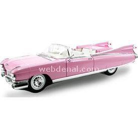 Maisto Cadillac Eldorado 1:18 Model Araba P/e Pembe Arabalar