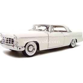 Maisto Chrysler 300b 1956 1:18 Model Araba S/e Krem Arabalar
