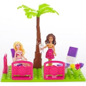 Mega Bloks Barbie'nin Yazlık Evi Oyun Seti Lego Oyuncakları