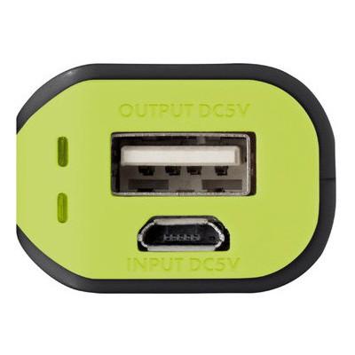 Trust Urban PowerBank 2200 - Siyah/Yeşil (20068)