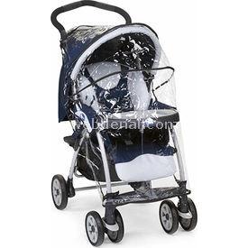 Ships Baby 201351 Bebek Puset Yağmurluğu Lacivert Bebek Arabası Aksesuarı