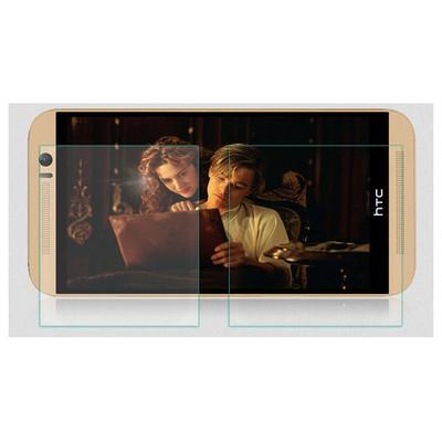 Microsonic Temperli Cam Ekran Koruyucu Htc One M9 Kırılmaz Film Ekran Koruyucu Film