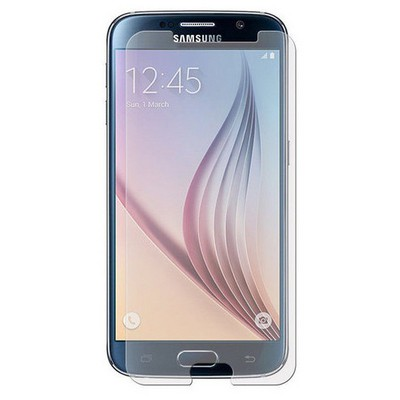 Microsonic Ultra Şeffaf Ekran Koruyucu Samsung Galaxy S6 Film Ekran Koruyucu Film