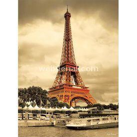 Anatolian 1000 Parça  Eiffel Kulesi Puzzle