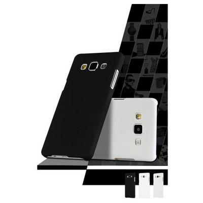 Microsonic Premium Slim Samsung Galaxy E7 Kılıf Siyah Cep Telefonu Kılıfı