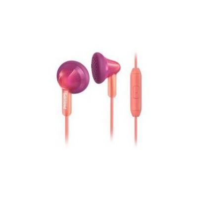 Philips She3010ph/00 Pembe Kulakiçi Kulaklık Kulak İçi Kulaklık