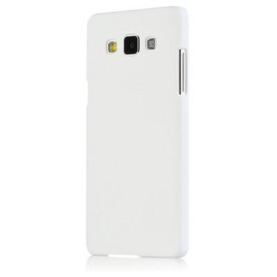 Microsonic Premium Slim Samsung Galaxy E5 Kılıf Beyaz Cep Telefonu Kılıfı