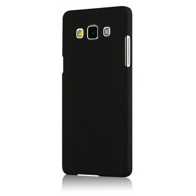 Microsonic Premium Slim Samsung Galaxy E5 Kılıf Siyah Cep Telefonu Kılıfı
