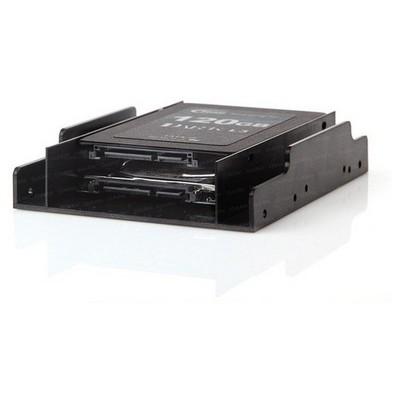 """Dark Dk-ac-da35x25 2x 2.5 """" Ssd/hdd Çift Yuvalı 3.5"""" Dönüştürücü Harici Disk Kutusu"""