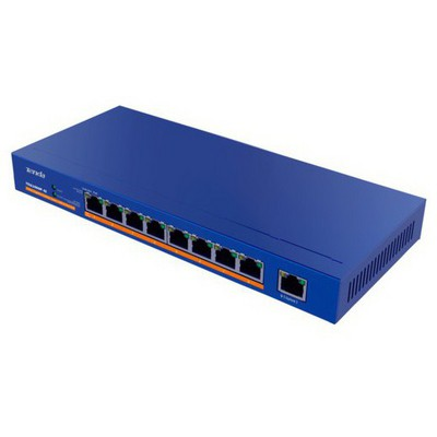 Tenda TEG1009P-EI 9-Port Gigabit Desktop PoE Switch